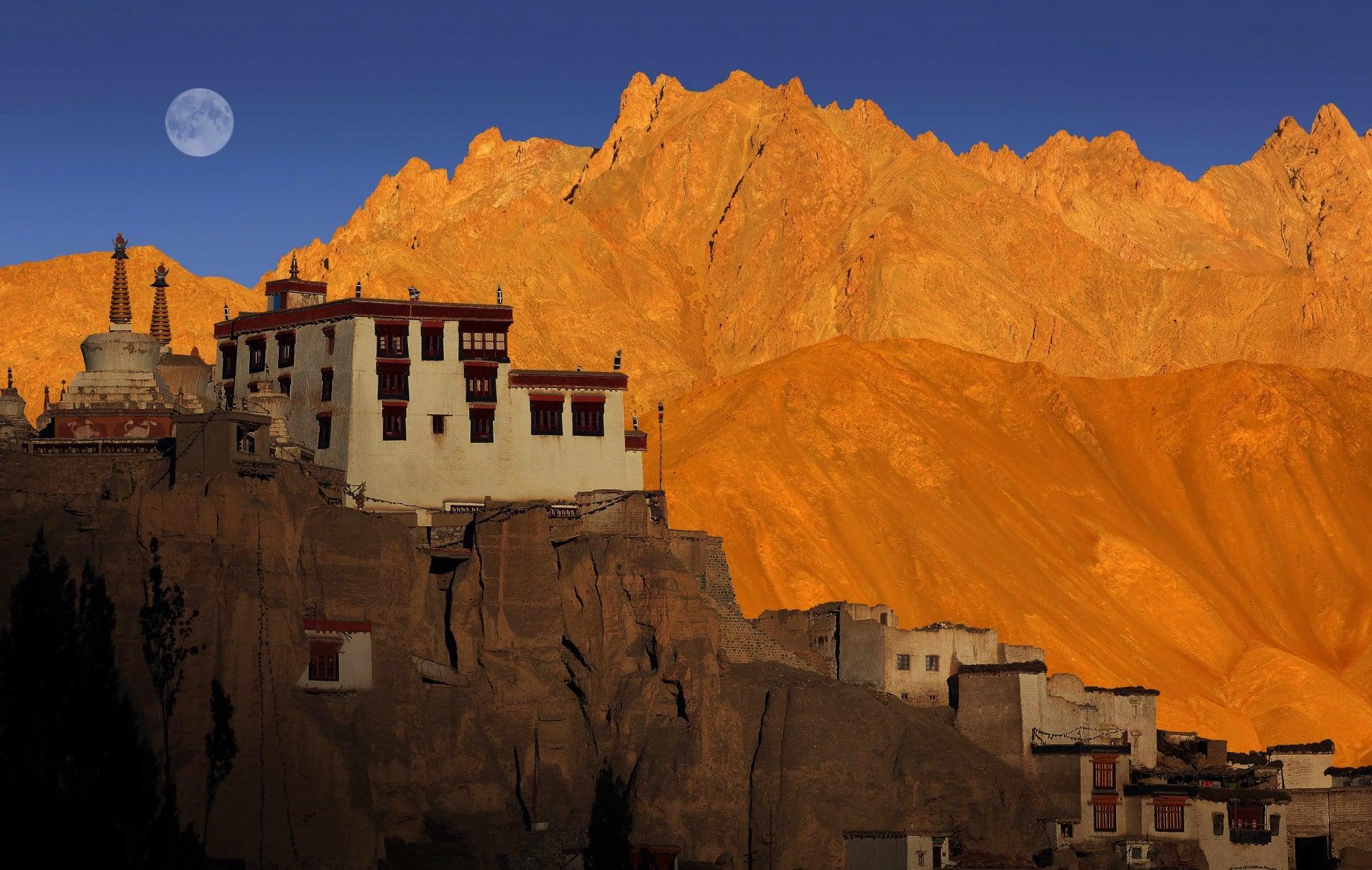 Ladakh to Kashmir Overland Journey