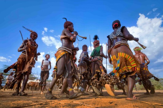 Ethiopia Diverse South