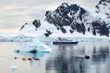 Antarctic Peninsula - New Year in Antarctica