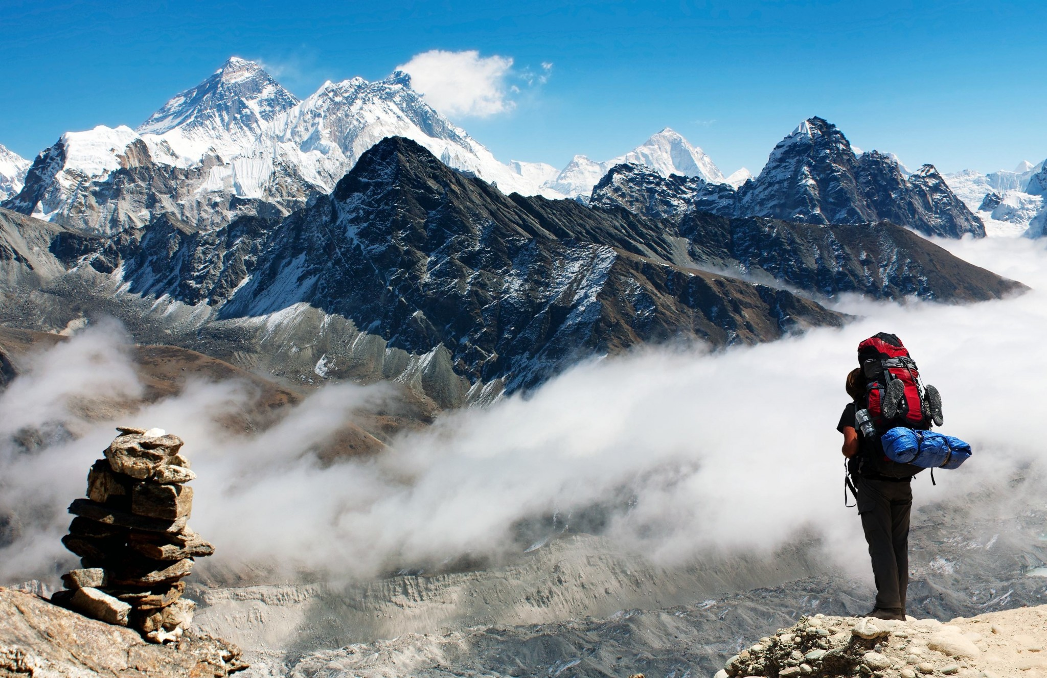 Everest & the Sherpa Heartlands with Tashi Tenzing