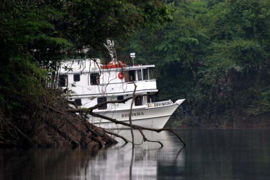 Amazon Riverboat Adventure