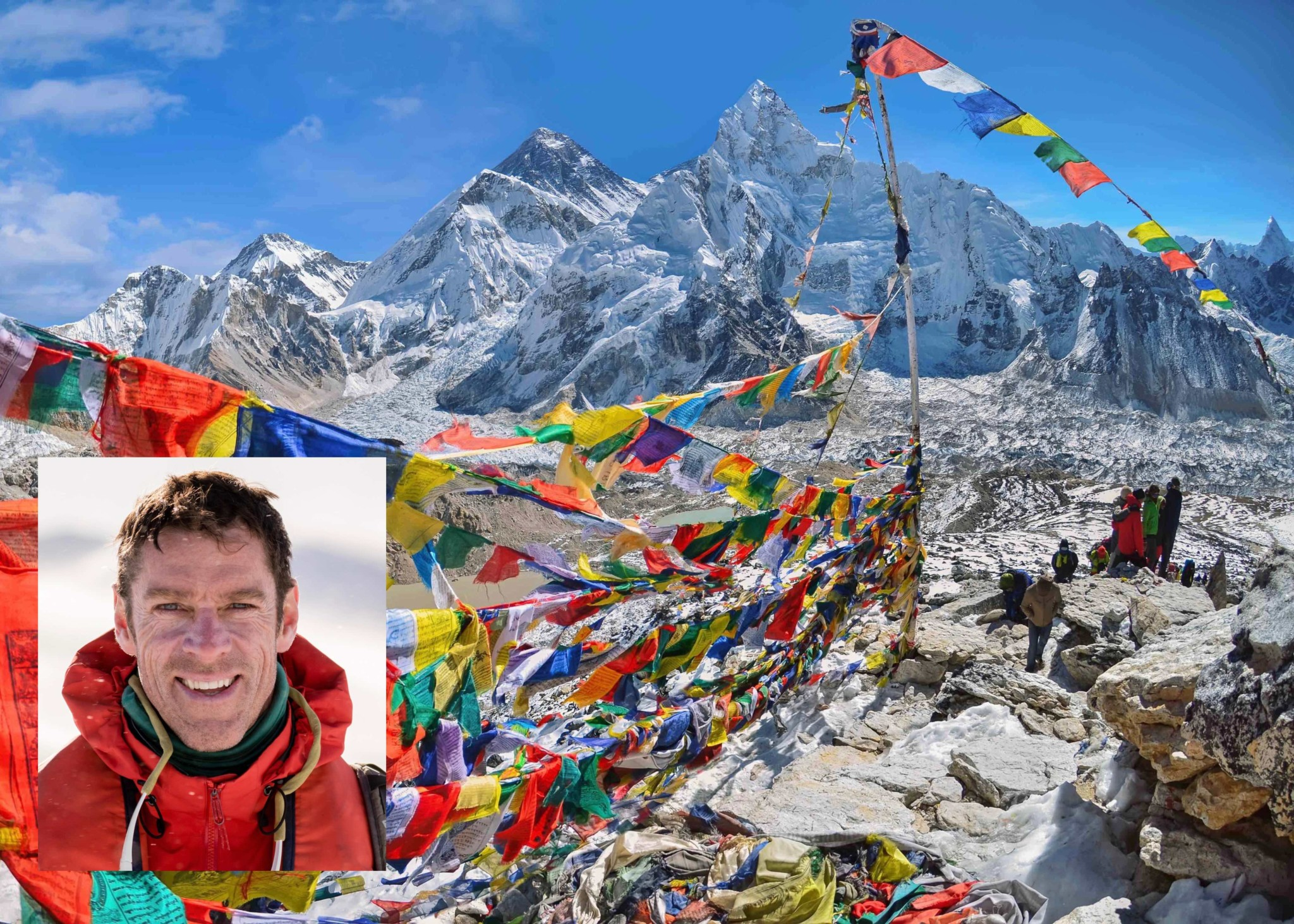 Everest Base Camp, Kala Pattar & the Khumbu Icefall