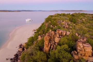 Kimberley Cruise 21 Days Beyond Adventure
