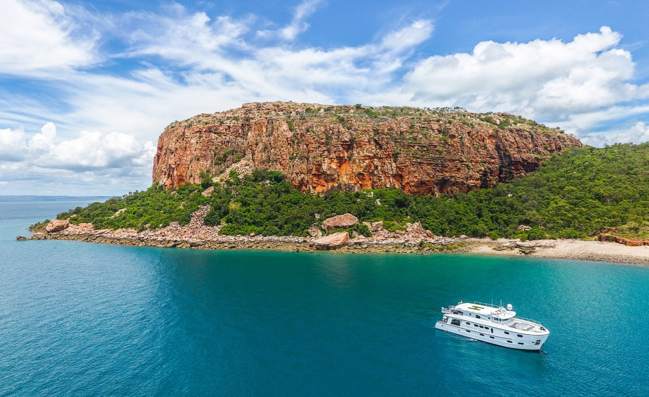 Kimberley Cruise 14 Days Ultimate Quest