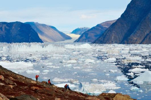 Northeast Greenland - Scoresby Sund In Depth